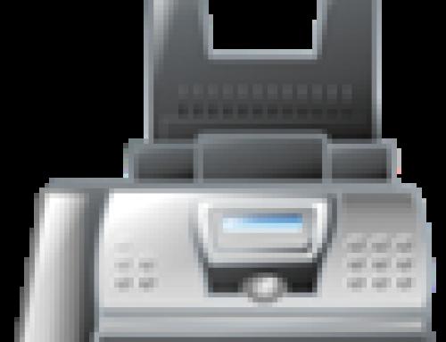 Cennik serwisu faksów