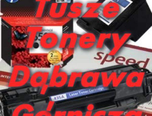 Tusze Tonery Dąbrowa Górnicza
