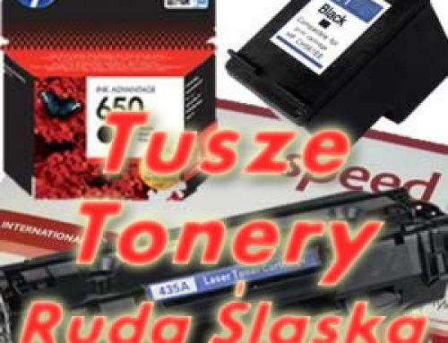 Tusze Tonery Ruda Śląska